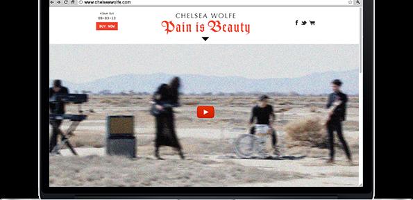 Portfolio - Chelsea Wolfe 2013