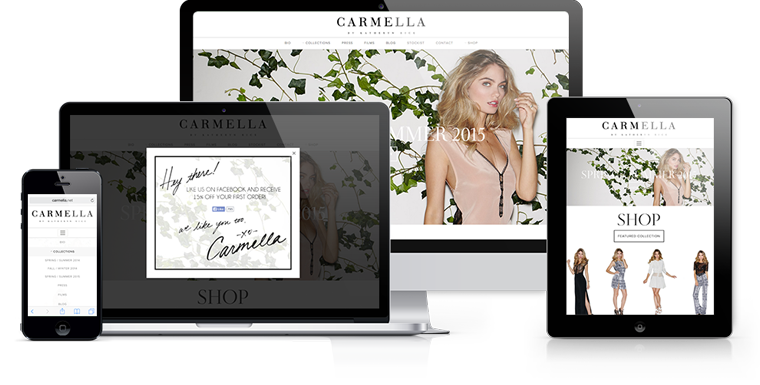 Carmella - 2015 - Spring / Summer