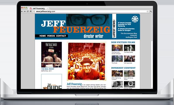 Portfolio - Jeff Feuerzeig v2