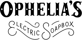 Ophelias Electric Soapbox - Denver, CO - Logo