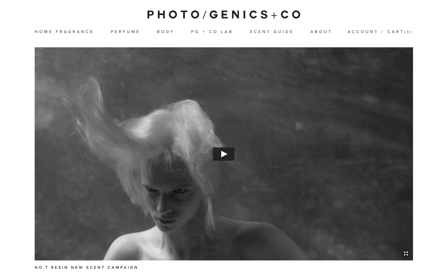 Jeremy Schuler - Web Design - Photogenics + CO