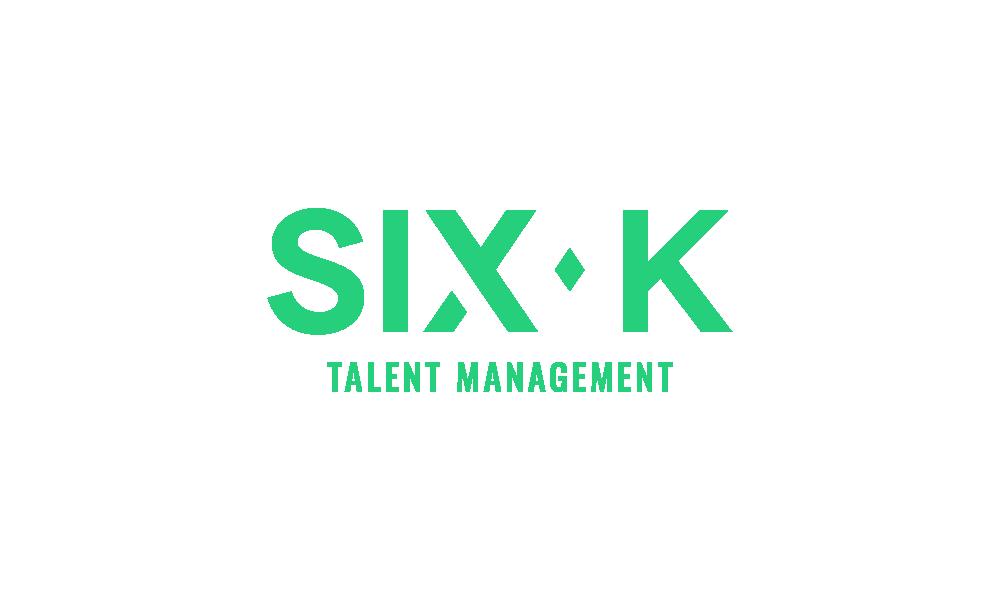 Six K - Logo Tagline - Green